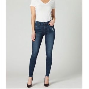 PARKER SMITH Bombshell High Rise Skinny Jeans 29